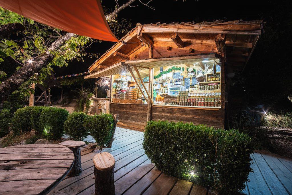 Cabane Café, restaurant vercors