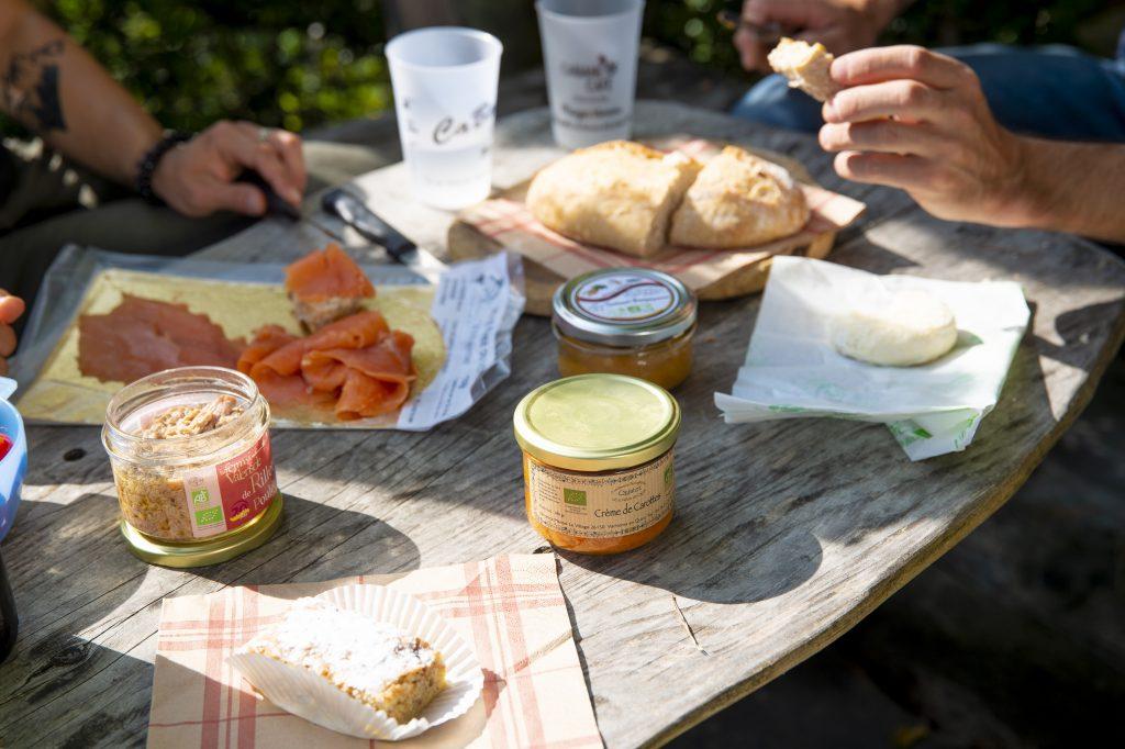 Cabane Café, pique nique restaurant vercors