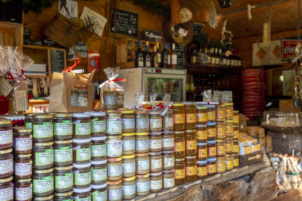 Cabane Café, restaurant produits locaux bio vercors